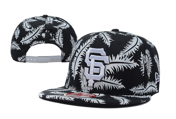 San Francisco Giants Snapback Hat XDF 103