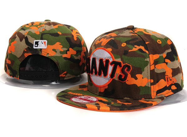 San Francisco Giants Snapback Hat YS 204