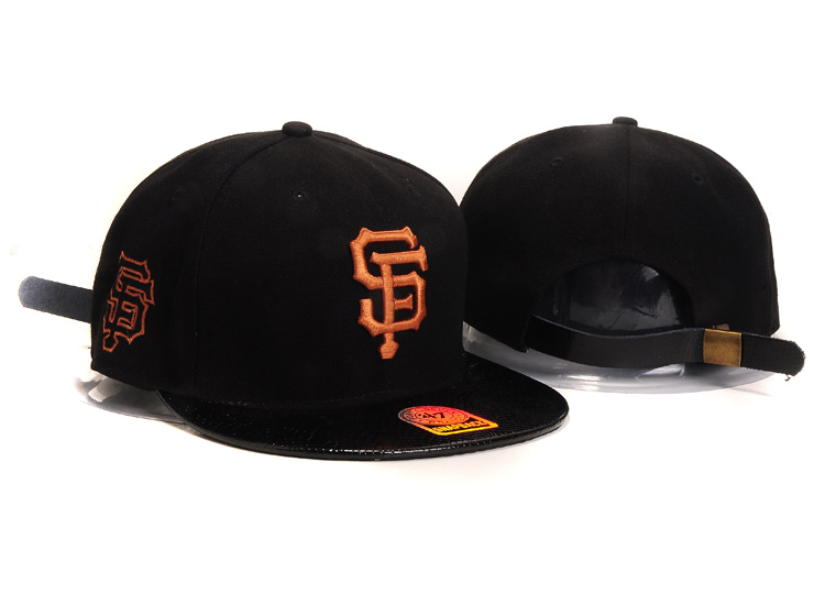 San Francisco Giants Snapback Hat YS 9318