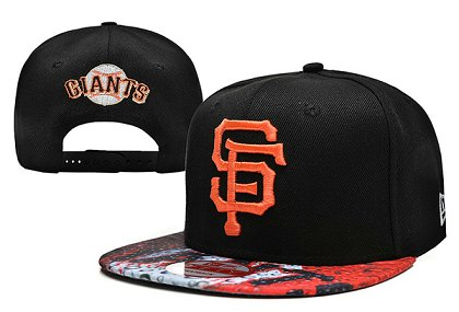 San Francisco Giants Snapback Hat 0903 (2)