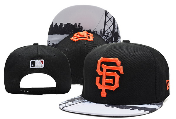 San Francisco Giants Snapback Hat 0903 (3)