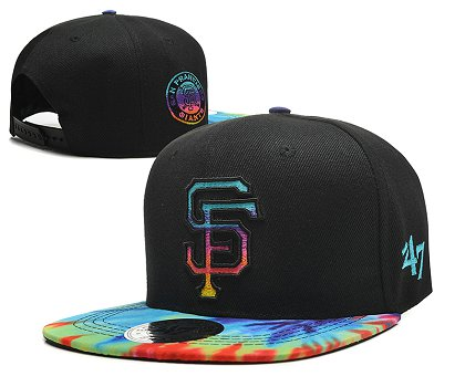 San Francisco Giants Hat DF 150306 19