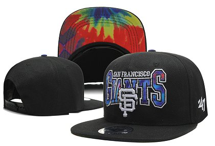San Francisco Giants Hat DF 150306 23
