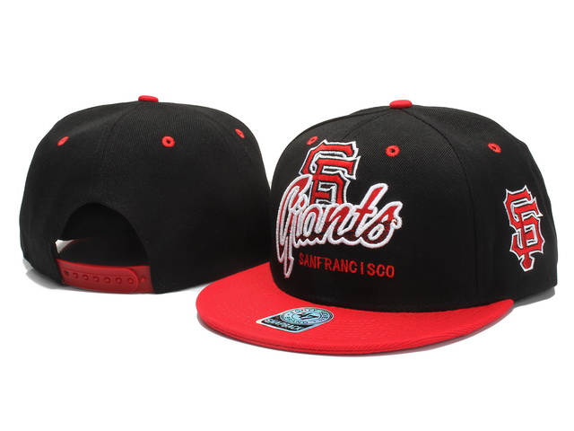 San Francisco Giants 47 Brand Snapback Hat YS08