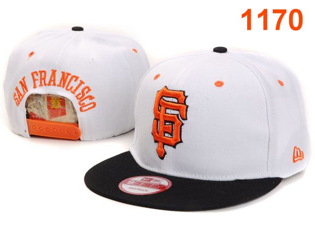 San Francisco Giants MLB Snapback Hat PT033