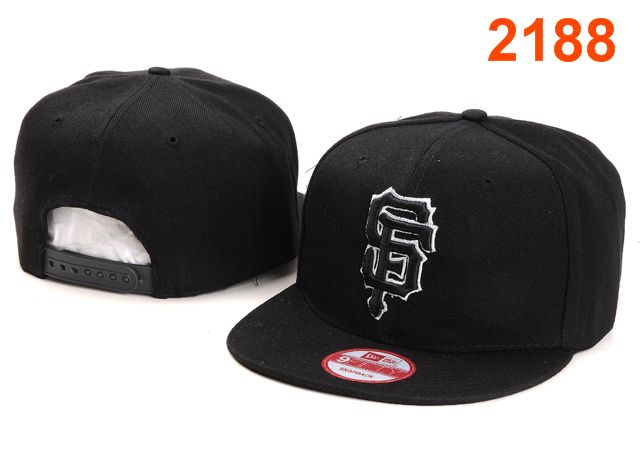 San Francisco Giants MLB Snapback Hat PT036