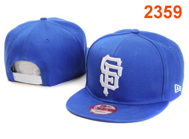 San Francisco Giants MLB Snapback Hat PT100