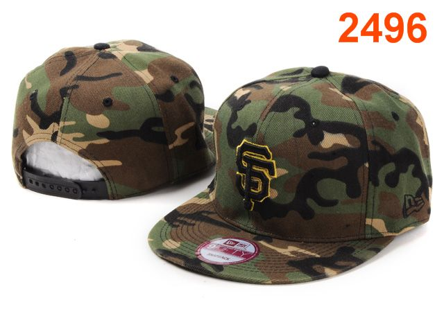 San Francisco Giants MLB Snapback Hat PT107