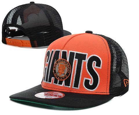 San Francisco Giants MLB Snapback Hat SD1