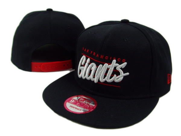 San Francisco Giants MLB Snapback Hat SD03
