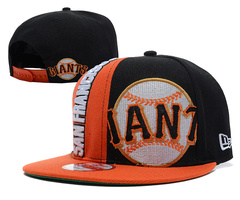 San Francisco Giants MLB Snapback Hat SD10