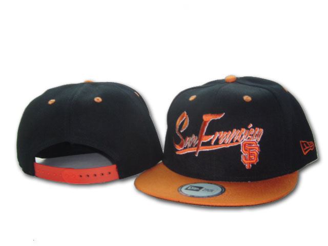 San Francisco Giants MLB Snapback Hat Sf2