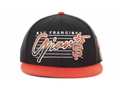 San Francisco Giants MLB Snapback Hat Sf5