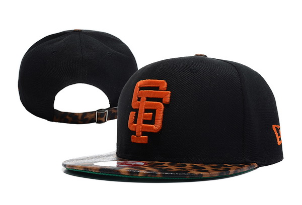 San Francisco Giants MLB Snapback Hat XDF31