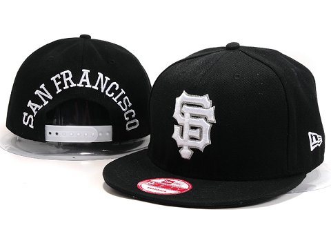 San Francisco Giants MLB Snapback Hat YX089