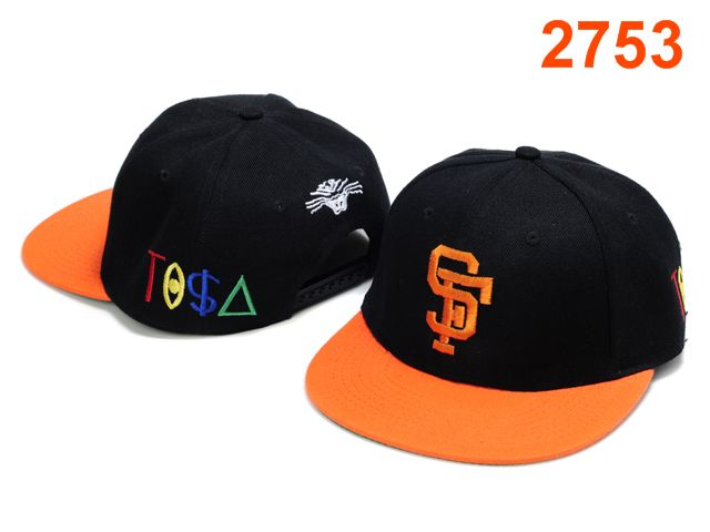 San Francisco Giants TISA Snapback Hat PT41