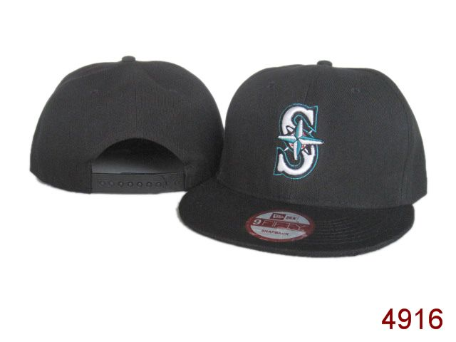 Seattle Mariners Snapback Hat SG 3804