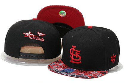 St. Louis Cardinals Hat XDF 150226 031