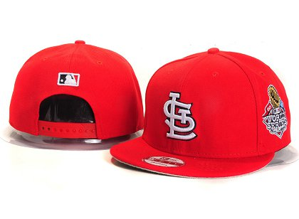 St.Louis Cardinals New Snapback Hat YS 4A12