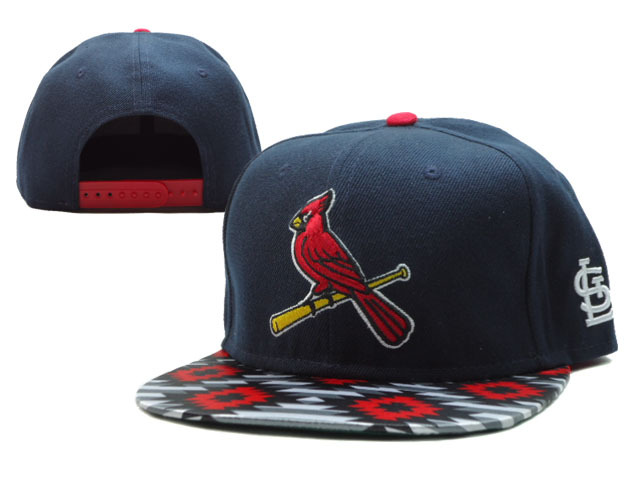 St.Louis Cardinals Snapback Hat SF 1