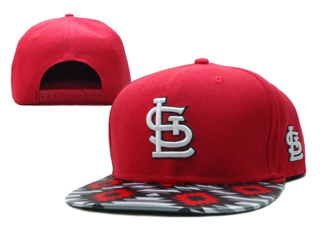 St.Louis Cardinals Snapback Hat SF