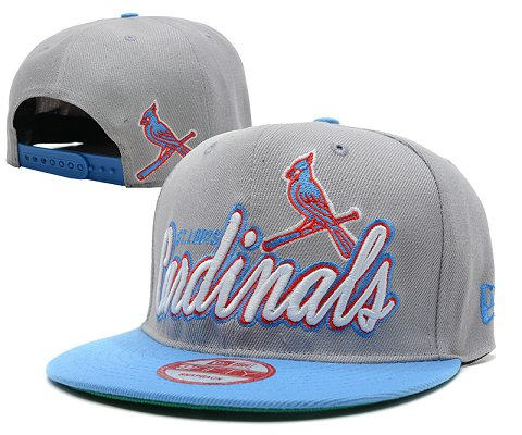 St.Louis Cardinals MLB Snapback Hat SD1