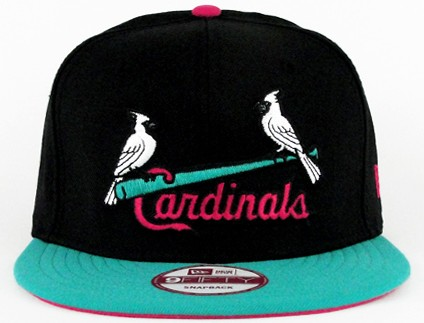 St.Louis Cardinals MLB Snapback Hat Sf4
