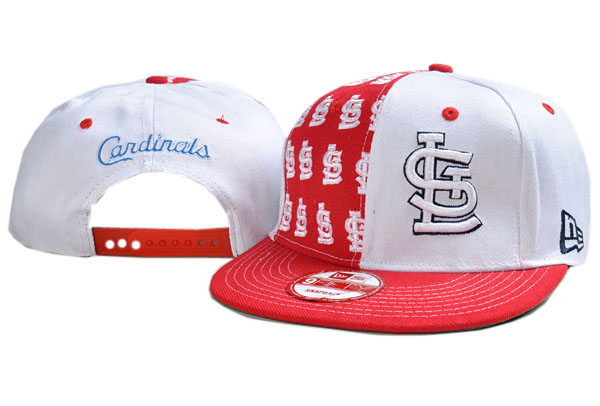 St.Louis Cardinals MLB Snapback Hat TY 3