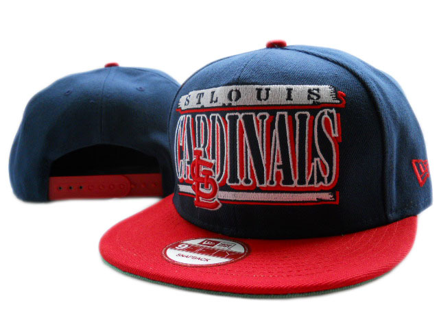 St.Louis Cardinals MLB Snapback Hat ZY