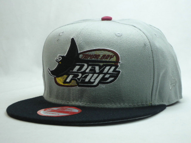 Tampa Bay Rays Snapback Hat SF