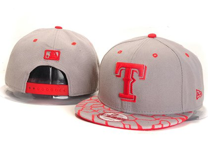 Texas Rangers New Type Snapback Hat YS9T02