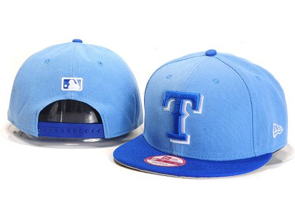 Texas Rangers New Type Snapback Hat YS7610