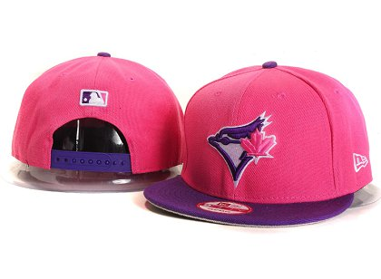Toronto Blue Jays New Snapback Hat YS 4A10