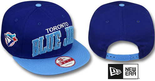 Toronto Blue Jays MLB Snapback Hat Sf6