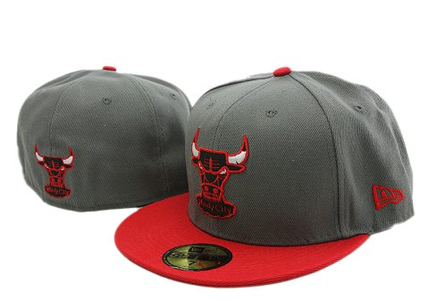 Chicago Bulls NBA Fitted Hat05