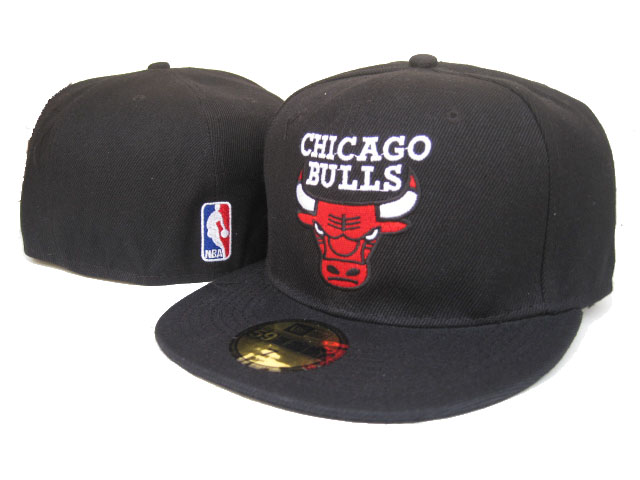 Chicago Bulls NBA Fitted Hat07
