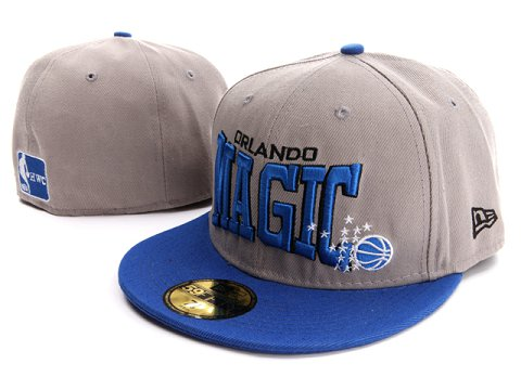 Orlando Magic NBA Fitted Hat02