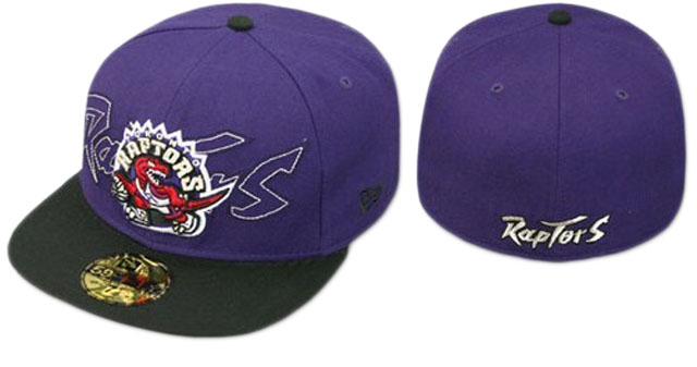 Toronto Raptors NBA Fitted Hat08
