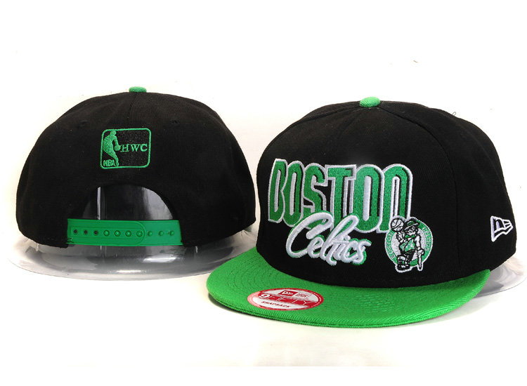 Boston Celtics Snapback Hat YS