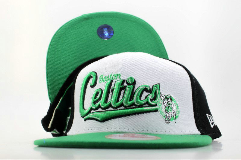 Boston Celtics Snapback Hat QH