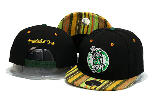 Boston Celtics Snapback Hat YS 0613