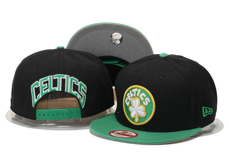 Boston Celtics Snapback Black Hat GS 0620
