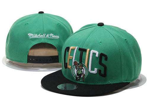 Boston Celtics Snapback Green Hat 1 GS 0620