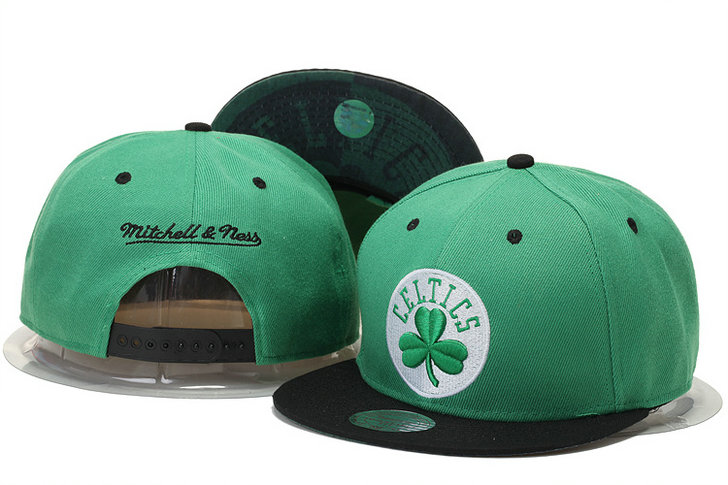 Boston Celtics Snapback Green Hat GS 0620