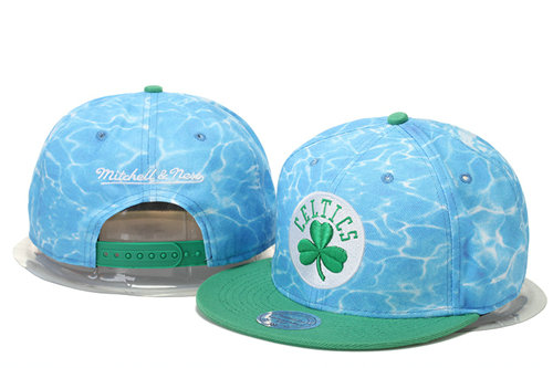 Boston Celtics Snapback Hat 1 GS 0620