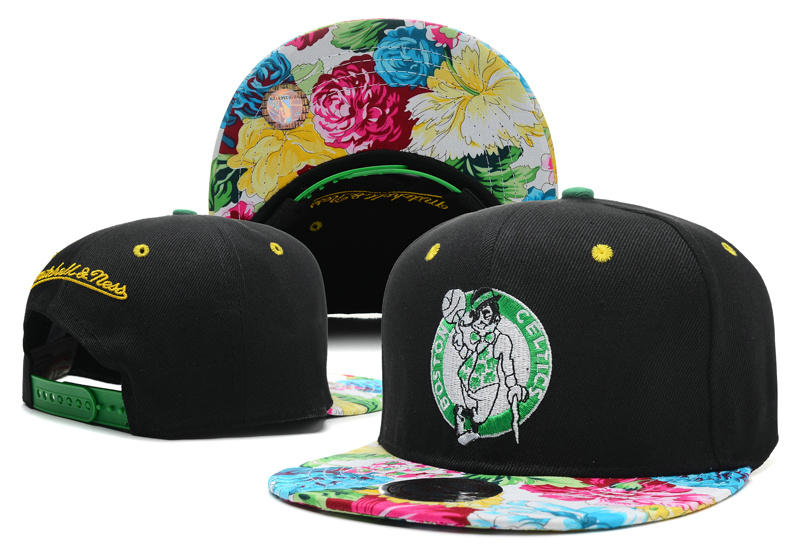 Boston Celtics Snapback Hat DF 0721
