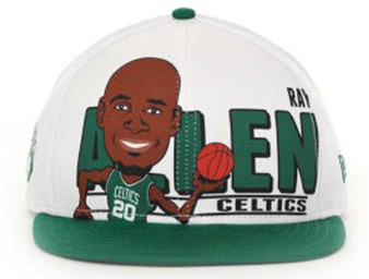 Boston Celtics NBA Snapback Hat 60D03