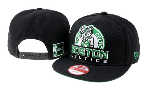 Boston Celtics NBA Snapback Hat 60D06