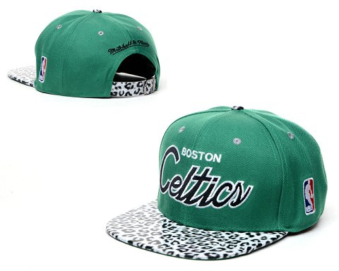 Boston Celtics NBA Snapback Hat 60D08