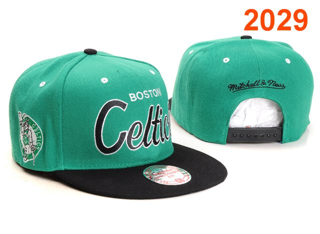 Boston Celtics NBA Snapback Hat PT013